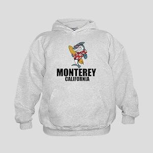 Monterey, California Sweatshirt