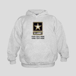 US Army Star Kids Hoodie