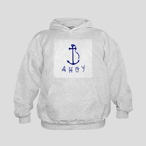 Ahoy Kids Hoodie