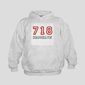 718 Kids Hoodie