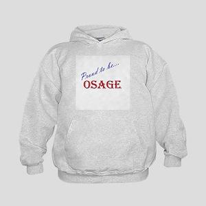 Osage Kids Hoodie