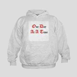 One Day At A Time Kids Hoodie