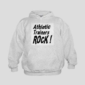 Athletic Trainers Rock ! Kids Hoodie