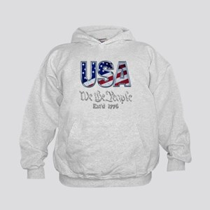 USA Kids Hoodie