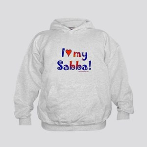 I love my Sabba Kids Hoodie