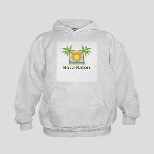 Boca Raton Kids Hoodie