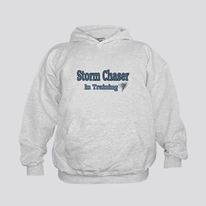 Storm Chaser In Training Kids Hoodie