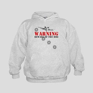 A-10 Warthog witty slogan Kids Hoodie