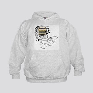 The Alchemy of Writing Kids Hoodie
