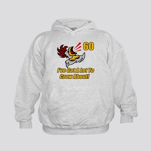 60th Birthday Kids Hoodie