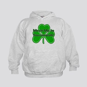 Meet Me In Savannah Kids Hoodie