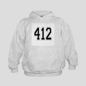 412 Kids Hoodie