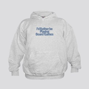 I'd Rather be Kids Hoodie
