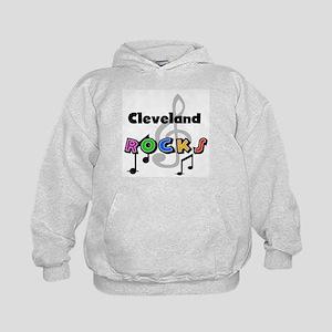 Cleveland Rocks Kids Hoodie