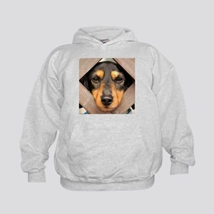 Where R U Going? Kids Hoodie