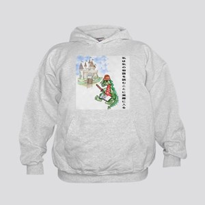 Japanese Stories Kids Hoodie
