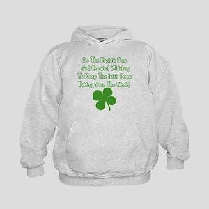 Irish Whiskey Kids Hoodie