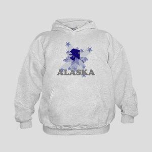 All Star Alaska Kids Hoodie