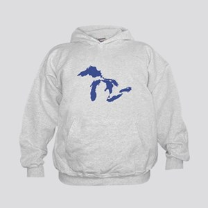 Great Lakes Kids Hoodie
