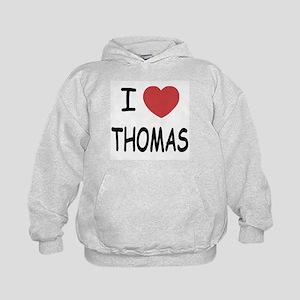 I heart Thomas Kids Hoodie