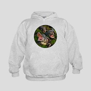 Alligators Kids Hoodie