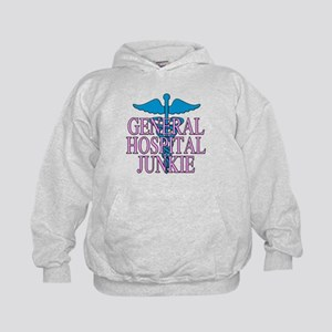 General Hospital Junkie Kids Hoodie