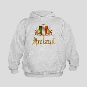 Irish pride Kids Hoodie