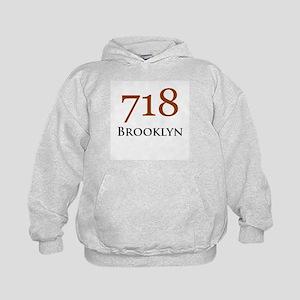 718 Brooklyn Kids Hoodie