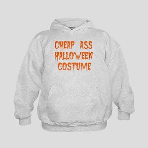 Tiny Cheap Ass Halloween Costume Kids Hoodie