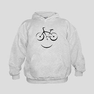 Bike Smile Kids Hoodie