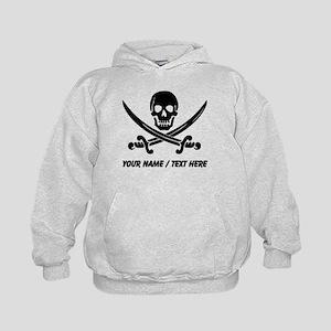 Custom Pirate Hoodie