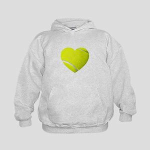 Tennis Heart Hoodie