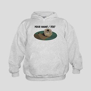 Custom Otter Hoodie