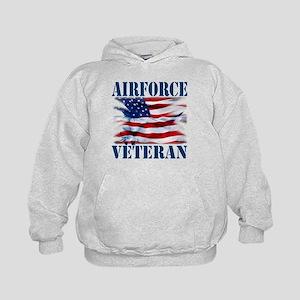 Airforce Veteran copy Hoodie