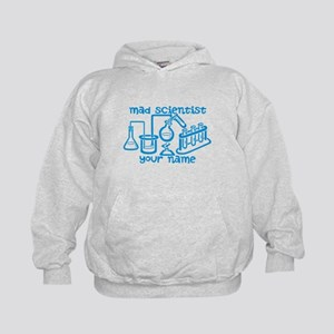 Personalized Mad Scientist Hoodie