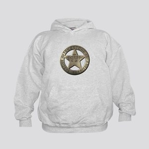 Tombstone Sheriff Hoodie