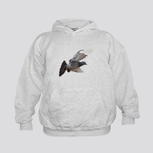 pigeon fly to love joy peace Hoodie