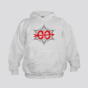 Cross Country Tribal Hoodie