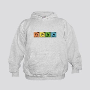 Personalized Your Text Periodic Table Kids Hoodie