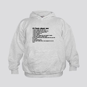 10 Facts about you Sweatshirt