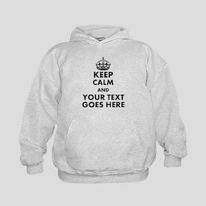 keep calm gifts Hoodie