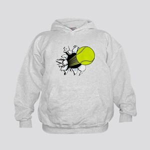 Breakthrough Tennis Ball Kids Hoodie