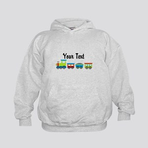 Personalizable Choo Choo Train Hoodie
