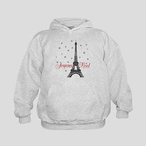 Paris Christmas Hoodie