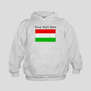 Custom Hungary Flag Hoodie