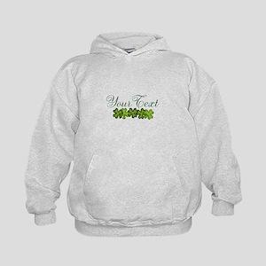 Personalizable Shamrocks Sweatshirt