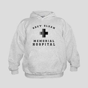 Grey Sloan Memorial Hospital Kids Hoodie