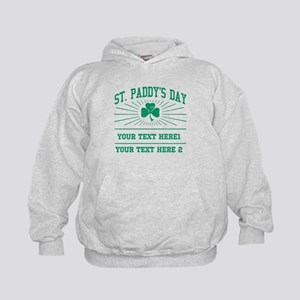 St Paddy's day [editable] Kids Hoodie