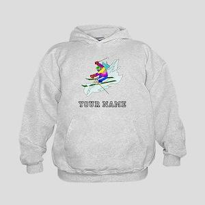 Skier (Custom) Hoodie