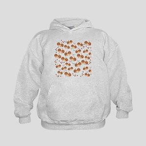 hedgehogs in autumn Sweatshirt